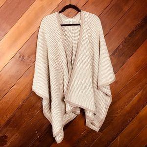 Sweaters - Max Studio Shawl